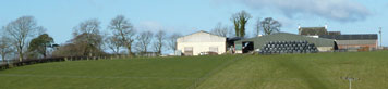 Millside farm, Galston, Ayrshire, South West Scotland